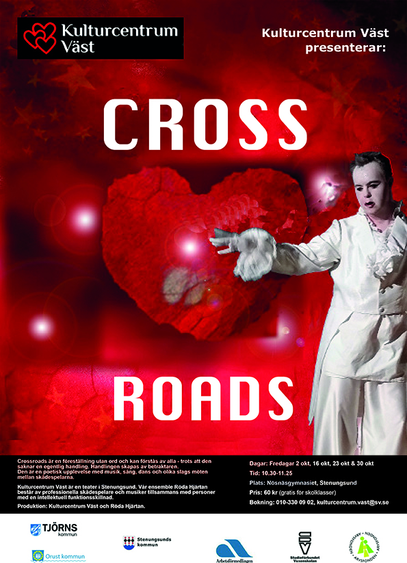 Crossroads Röda Hjärtan Kulturcentrum Väst